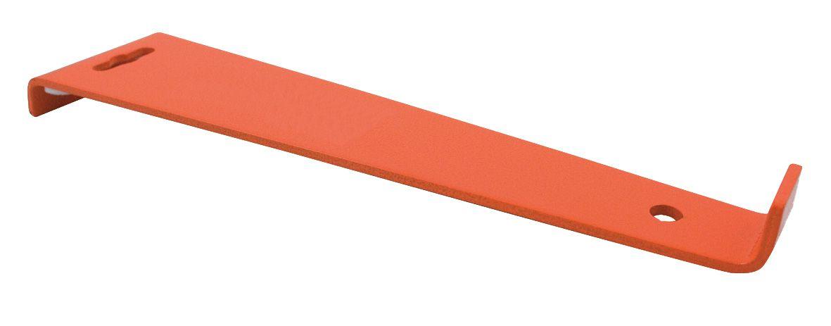 Zugeisen   300 mm, mit Filzgleiter, für Parkett und Laminat (EDMA)
