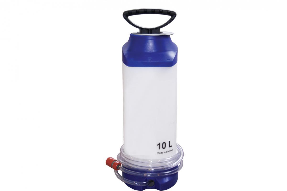 Wasserdruckbehälter / Wassertank | 10 L, 3 Bar, inkl. 4,0 m Schlauch