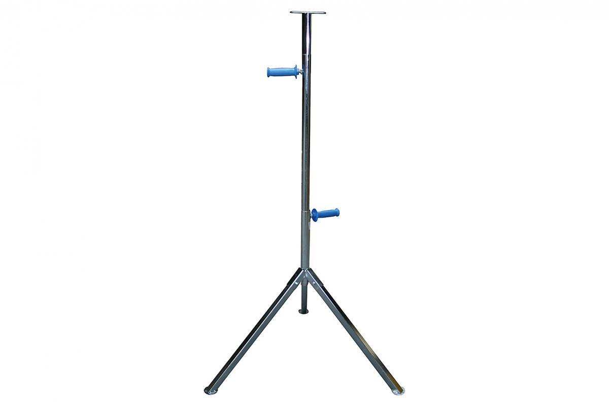Teleskop-Stativ für Baustrahler | 105 - 275 cm, extra stabile Ausführung