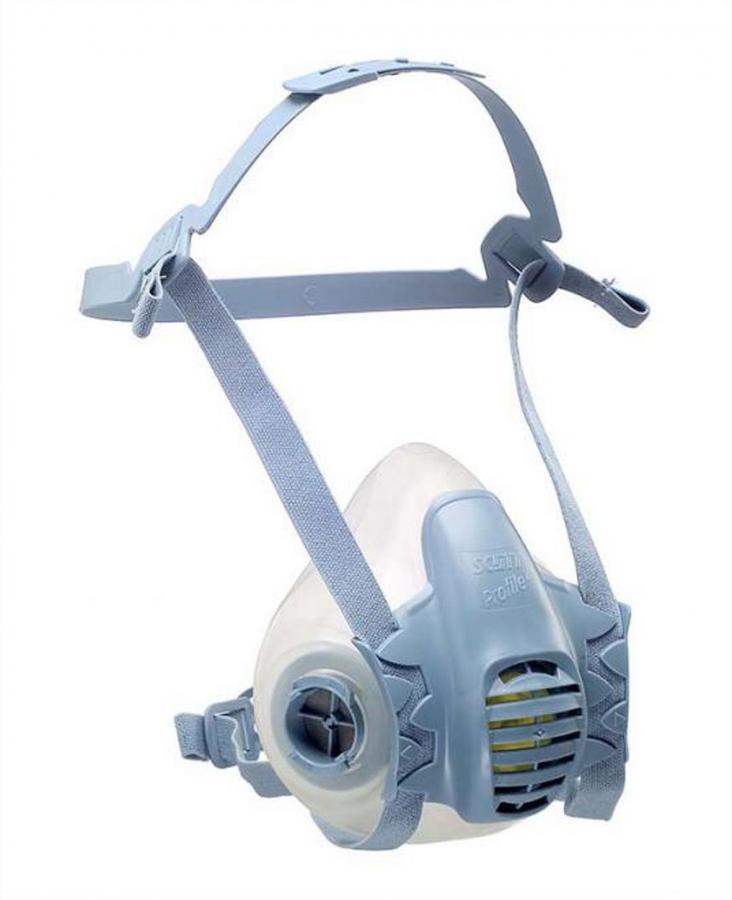 Atemschutzmaske   Größe M, ohne Filter (Scott Profile²)
