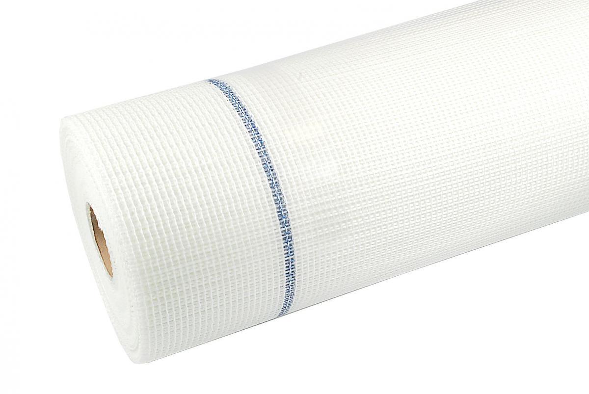 Armierungsgewebe / Putzbewehrung | 50 m² (50 m x 100 cm), 160 g /m², weiß