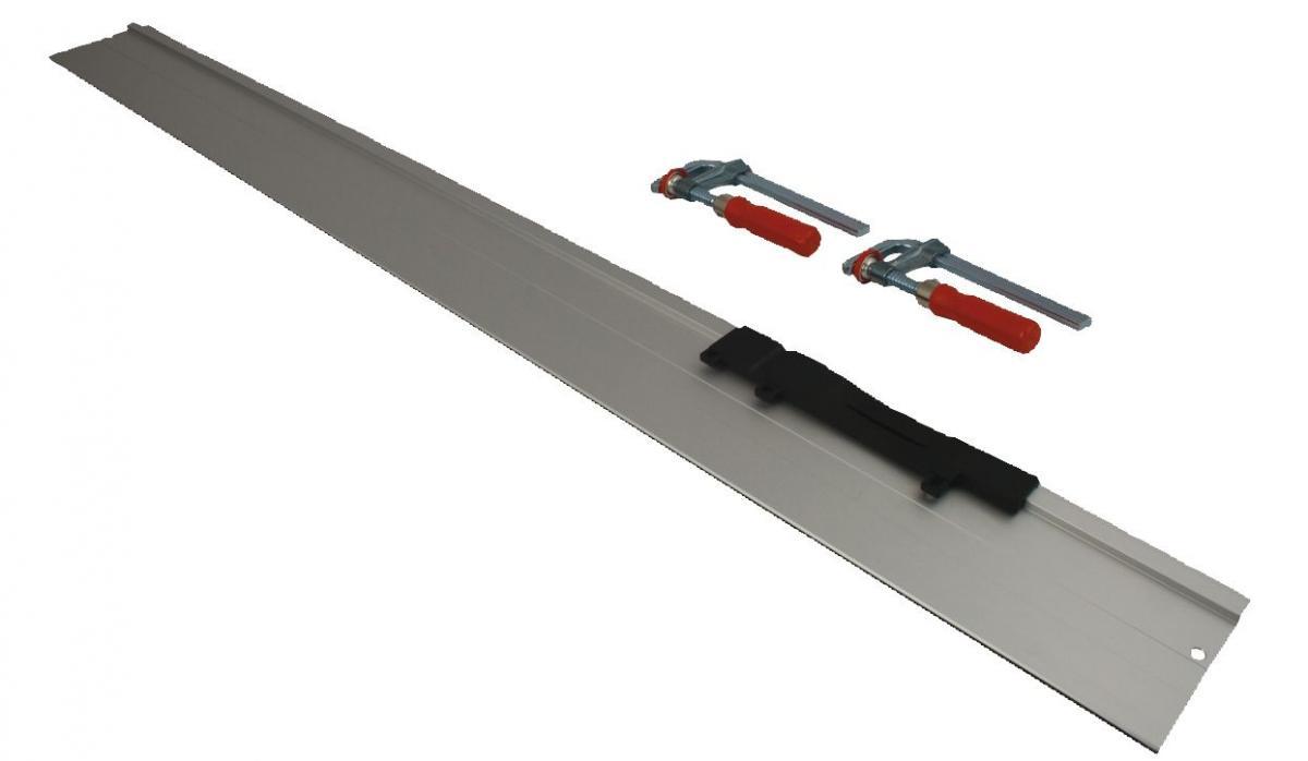Führungsschiene-Set | 1.500 mm, inkl. 2 Schraubzwingen (Eibenstock)