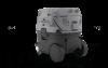Voransicht von Baustellenstaubsauger / Industriesauger | M-Klasse Filter, trocken & nass (Blastrac BDC-1133), Bild 3
